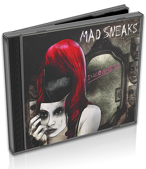 Mad Sneaks Capa